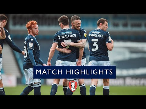 Millwall Rotherham Goals And Highlights