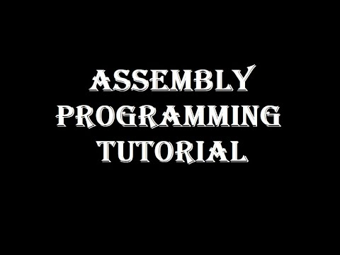 10. Assembly language bangla tutorial compare 2 values (greater/smaller)
