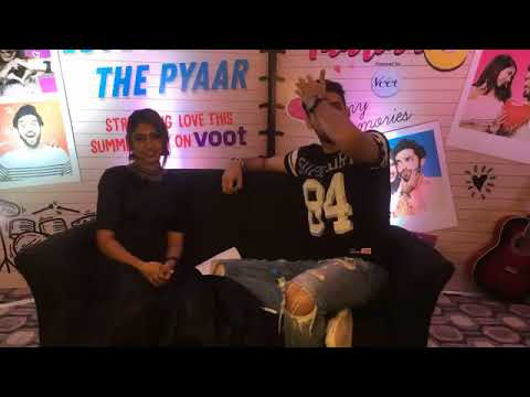 India Forums Facebook Live Chat With Niti Taylor And Parth Samthaan