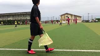 大分チャレンジリーグ 九州総合スポーツカレッジ戦 前半