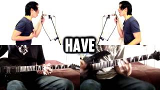 This War Is Ours (The Guillotine pt. II) by Escape the Fate Dual Guitar and Vocal Cover