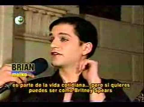 Funny Mexican Placebo Interview part 1