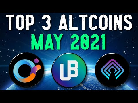 Top 3 Altcoins Set To EXPLODE In MAY 2021 | Best Cryptocurrency Investments