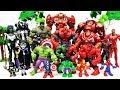 YouTube Turbo The Witch appeared with Villains, Go~! Spider Hulk, Iron man, Captain America, Hulkbuster
