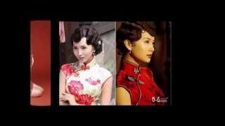 Красивые прически китайских девушек