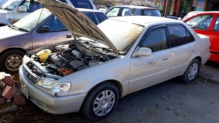 Toyota Corolla SE.Saloon | 1997 Complete Review