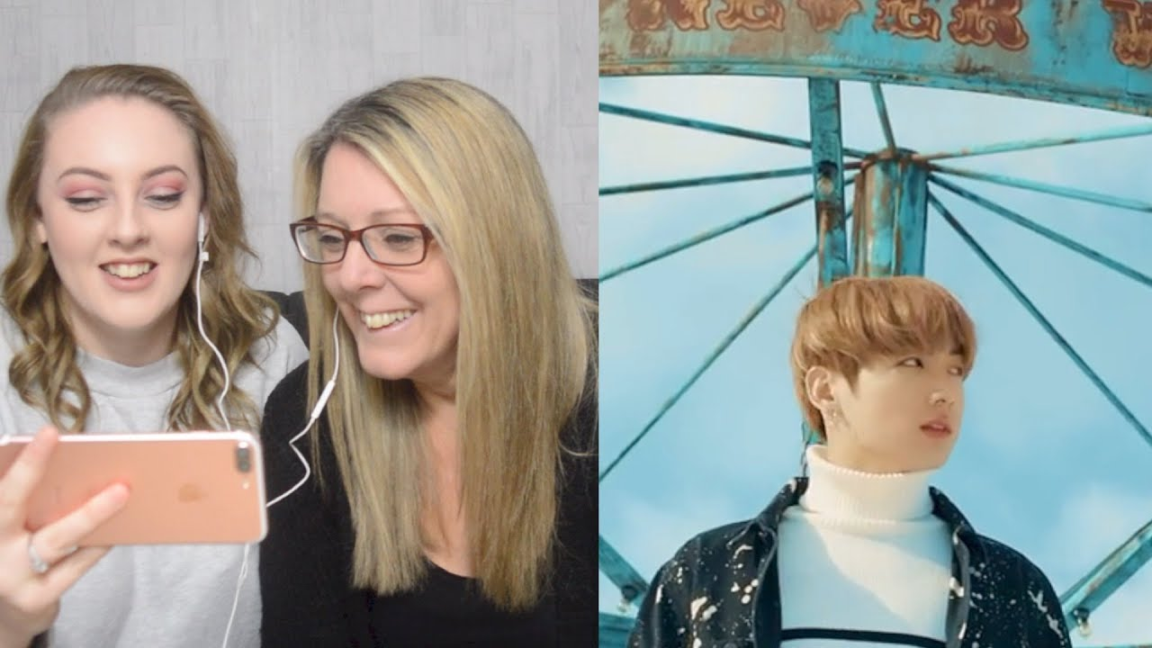MUM'S FIRST TIME REACTION TO BTS - SPRING DAY MV (BTS REACTION)