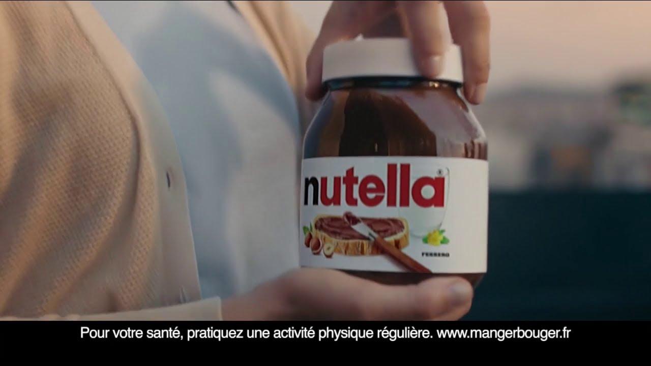 """Musique de la pub Nutella Ferrero """"dites bonjour à ceux que vous aimez""""  Mai 2021"""