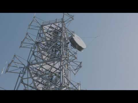 NEW STOCKTON CHP COMMUNICATIONS TOWER