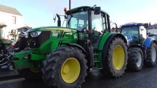 Tullamore Tractor Run 2016