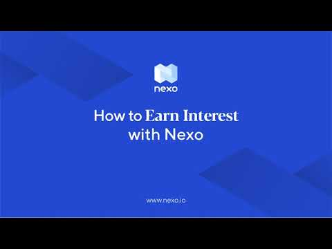 How to Earn Interest: А Guide to Your Nexo Savings Account 15s