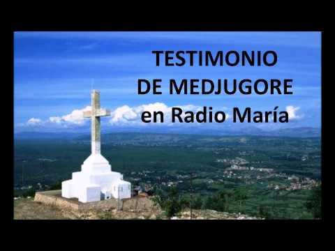 Un testimonio sobre Medjugorje en Radio María