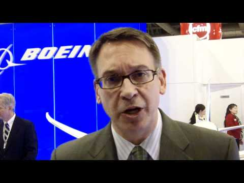 Randy Tinseth, Boeing Commercial Airplanes