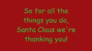 Watch Phineas  Ferb Thank You Santa Claus video