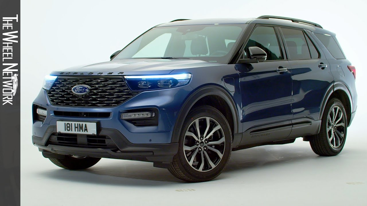 2020 Ford Explorer Plug In Hybrid Eu Spec