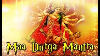 Mantra To Remove Bad Habit l Maa Durga Mantra l Most Powerful Maa Durga Mantra