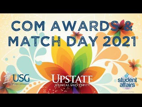 Upstate Medical University Virtual Match Day 2021