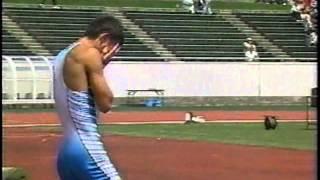 1999年世界陸上競技選手権大会日...