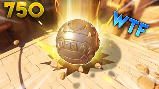 HAMMOND BREAKS THE GAME..?! | Overwatch Daily Moments Ep.750 (Funny and Random Moments)