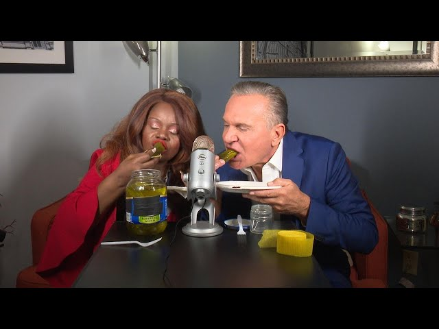 Web Exclusive: The Pickle Lady and Dr. Ordon's ASMR Collab