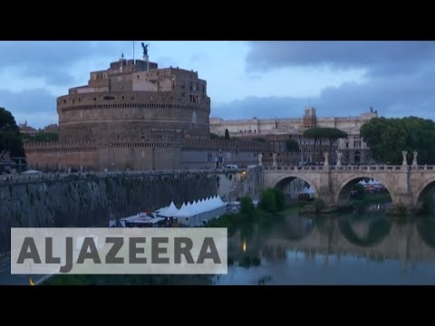 Italy's Rome may start rationing water supply due to prolonged drought
