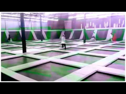 "Flight Deck Trampoline Park ""Vertical Aerobics"" Fo"