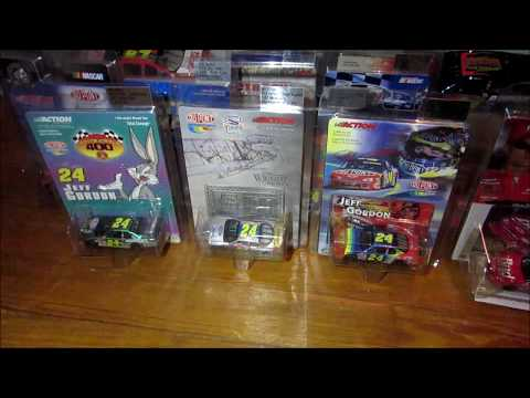 Fresh Jeff Gordon 1990s and Early 2000s Diecast