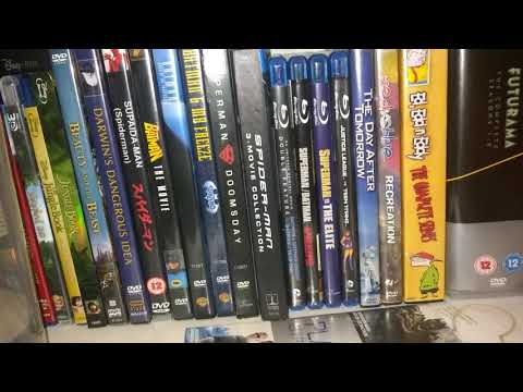 Anxiety rambling movie collecting video.