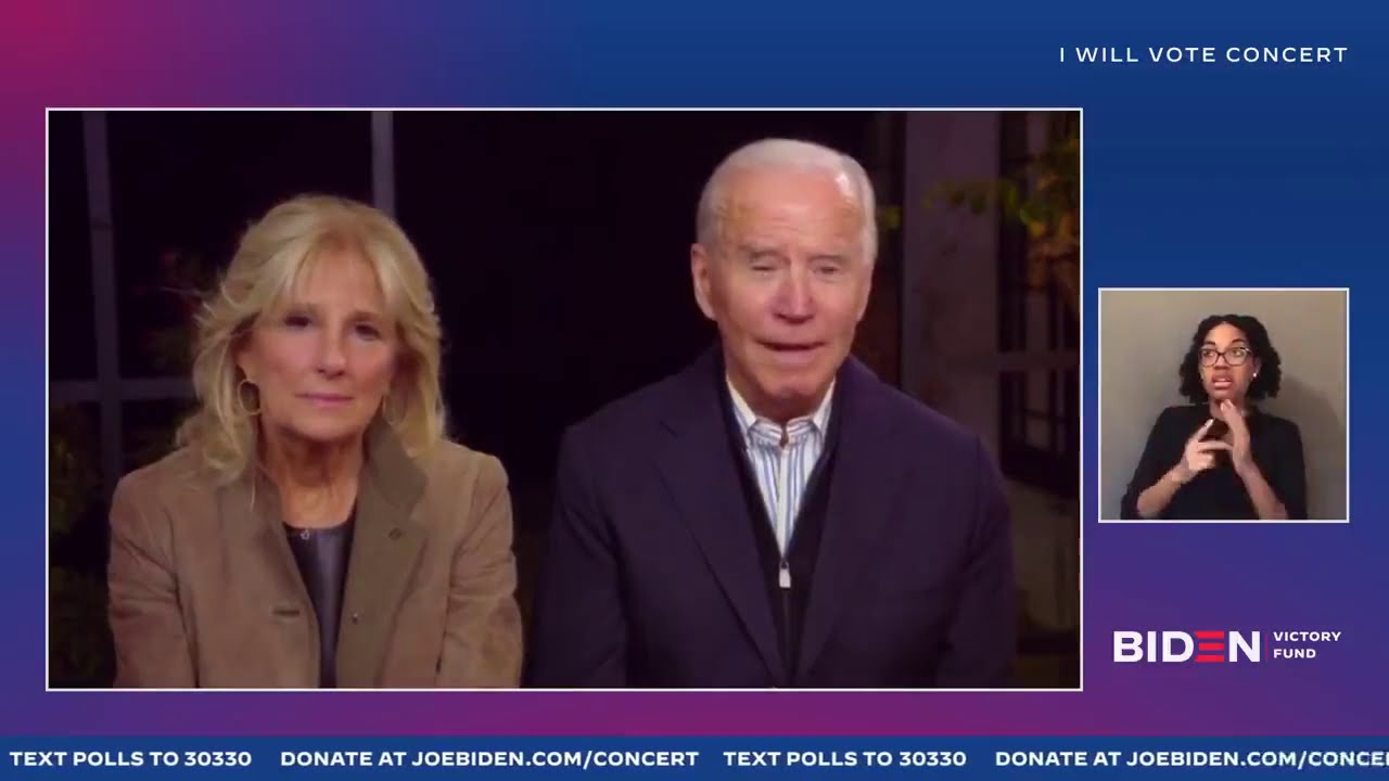 MUST WATCH: Joe Biden confuses President Trump with George Bush. - YouTube