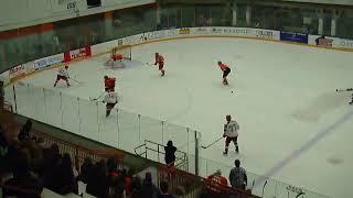 Port Huron Prowlers vs Danbury Hat Tricks 10-26