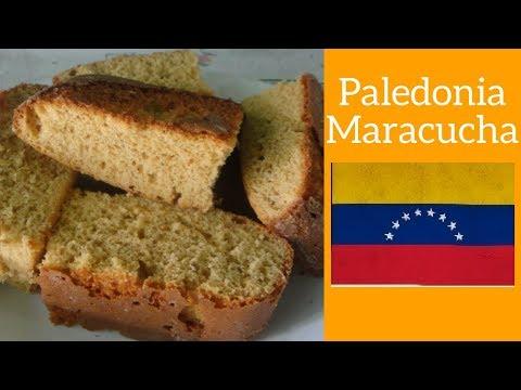 Paledonias Maracuchas o torta de papelón Venezolana en licuadora
