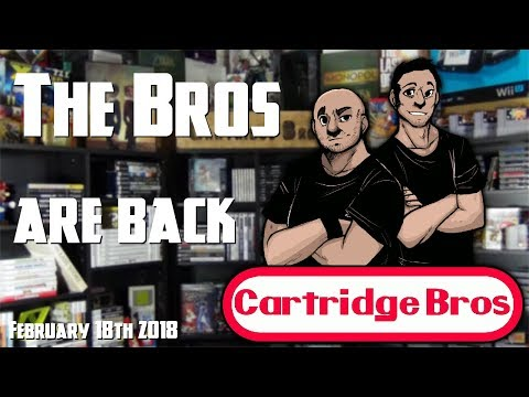 Cartridge Club Weekly #83 - The Bros Are Back