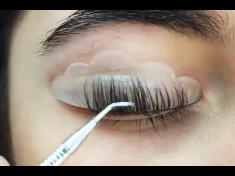 Lash lifting is the secret to long, luscious lashes