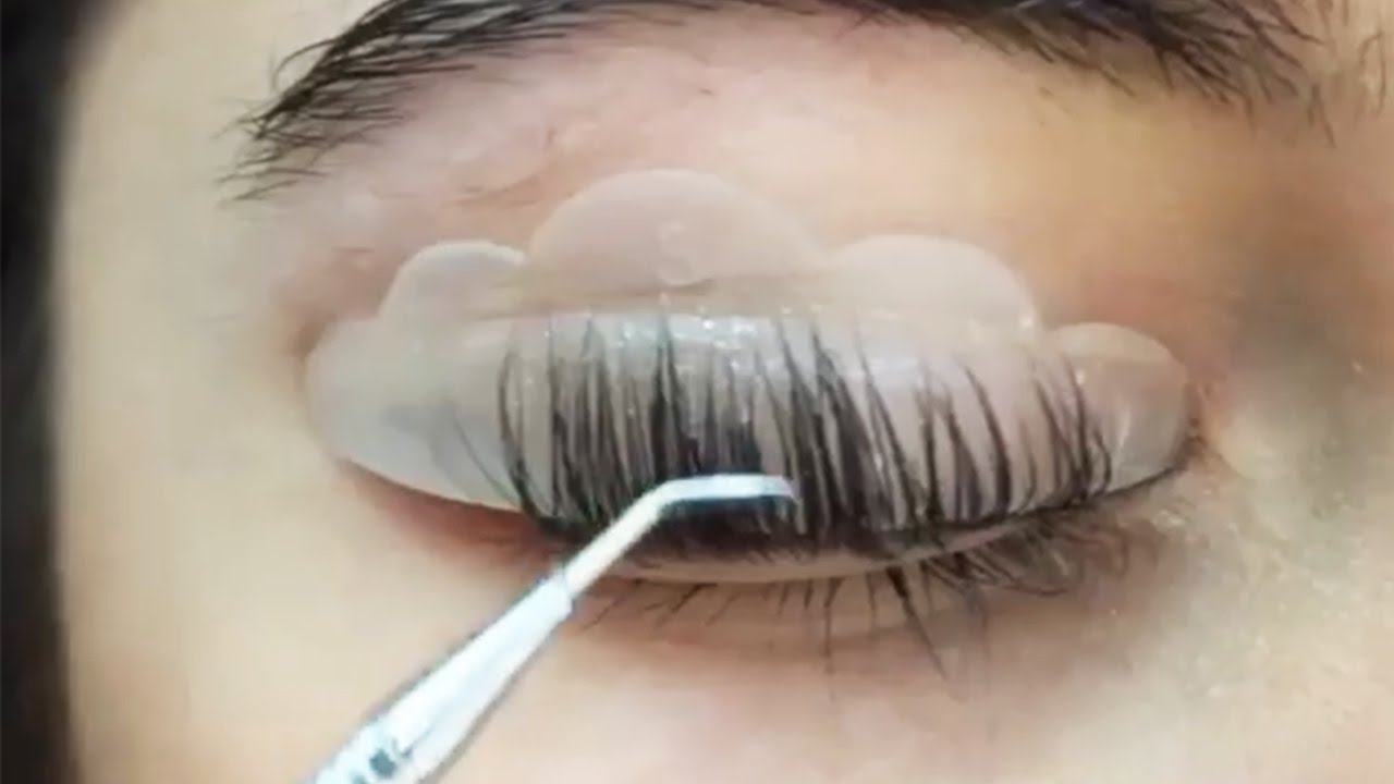 Lash Lifting Is The Secret To Long Luscious Lashes Youtube