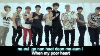 [Kpopflow] (HD 1080P) Super Junior - No Other (Eng Sub)