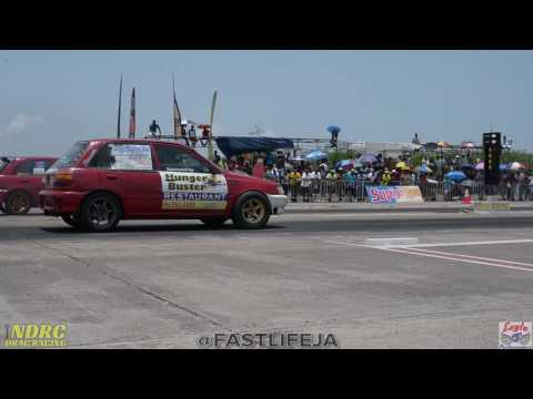 Fastlife Jamaica's coverage of NDRC Drag Challenge #3, Sponsored by Eagle Performance