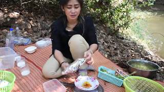 How To Make Delicious Fried Fresh Clams By Beauty Sister, Snail Recipe Cooking , Best Food