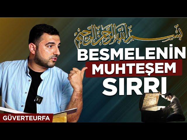 Besmelenin Muhteşem Sırrı | Mustafa Çelik