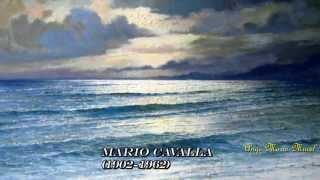 Torna A Surriento Luciano Pavarotti Peintures Marines