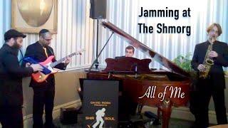 """All of Me"" live music video - Jewish wedding band Shir Soul"