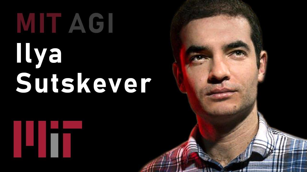 Ilya Sutskever: OpenAI Meta-Learning and Self-Play | MIT Artificial General Intelligence (AGI)