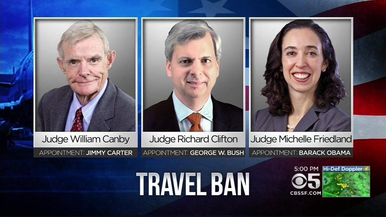 Sf Travel Ban