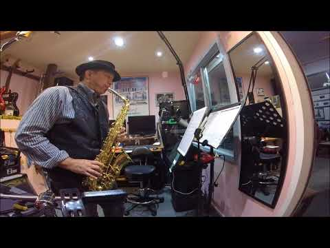 All of Me Jazz standard Alto saxophone cover