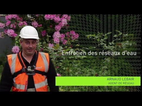 Eaux quotidien - Episode #9 : entretien des réseaux d'eau - SUEZ France