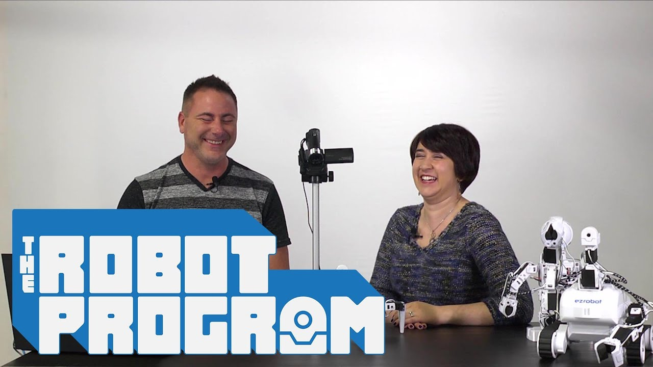 The Robot Program 075 - Blooper Reel