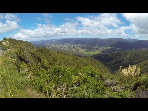 Adventure Ride New Zealand - Rimutaka Pilons