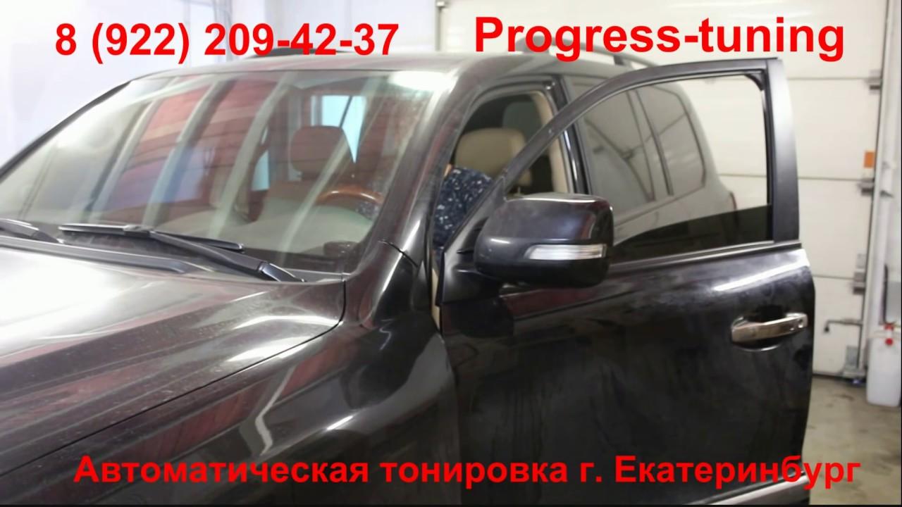 Установка комфортных сидений от BMW F01 в Toyota Land Cruiser 200 .