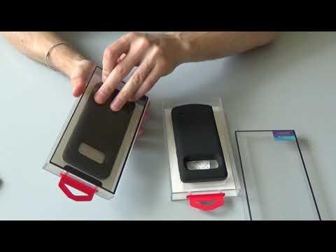 Чехол аккумулятор для Samsung S10 S10e Black