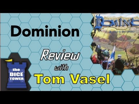 Dominion Review - with Tom Vasel