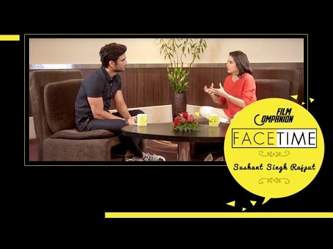 Sushant Singh Rajput Interview | Anupama Chopra | Face Time